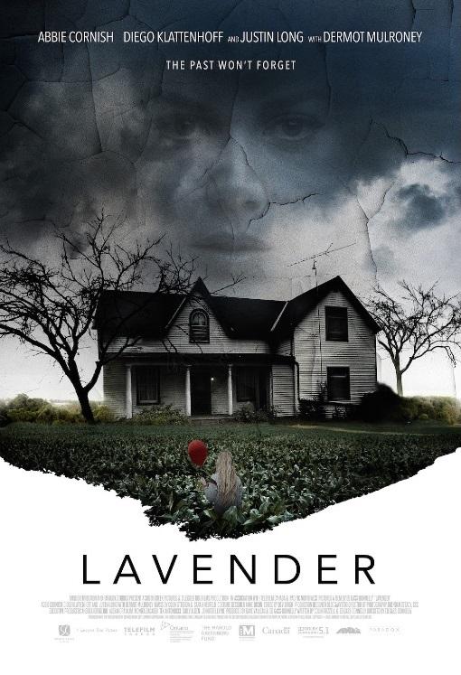 """Filmplakat von """"Lavender"""""""