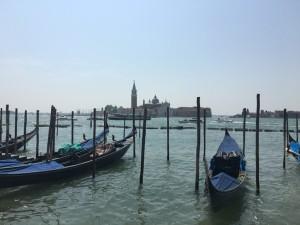 Die Isola di S.Girogio Maggiore in Venedig