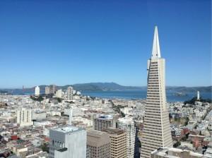 3 Wahrzeichen von San Francisco: die Transamerica Pyramid, Alcatraz und die Golden Gate Bridge