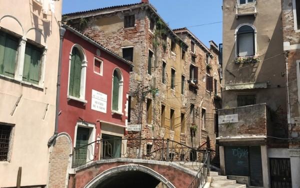 Einer der liebsten Stadtteile von Alexandra Klim : San Polo