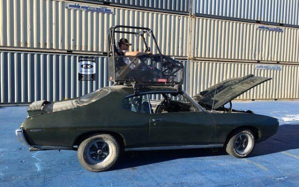 Eine Diva aus Metall: Pontiac Muscle Car