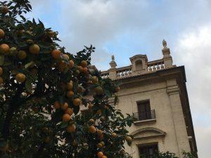 Lonja de la Seda - die Seidenbörse in Valencia