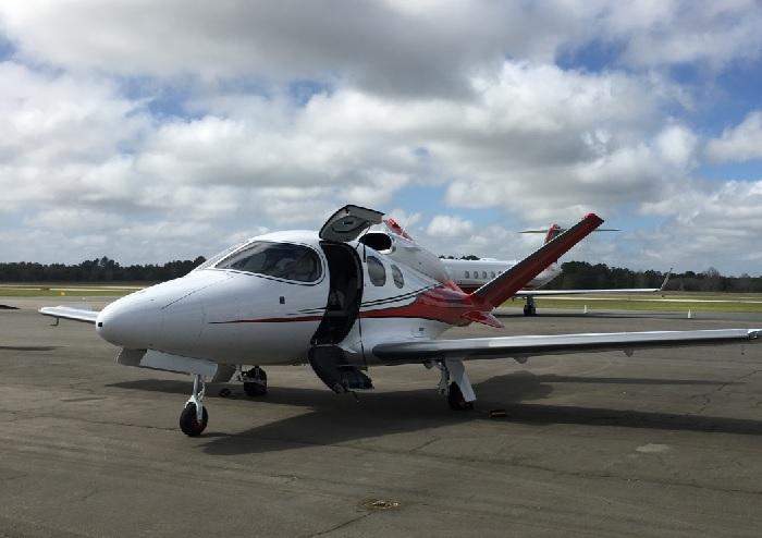 Bereit zum Testflug: Die Cirrus Vision SF50