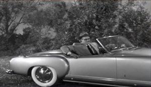 Clark Kent und sein Nash-Healey