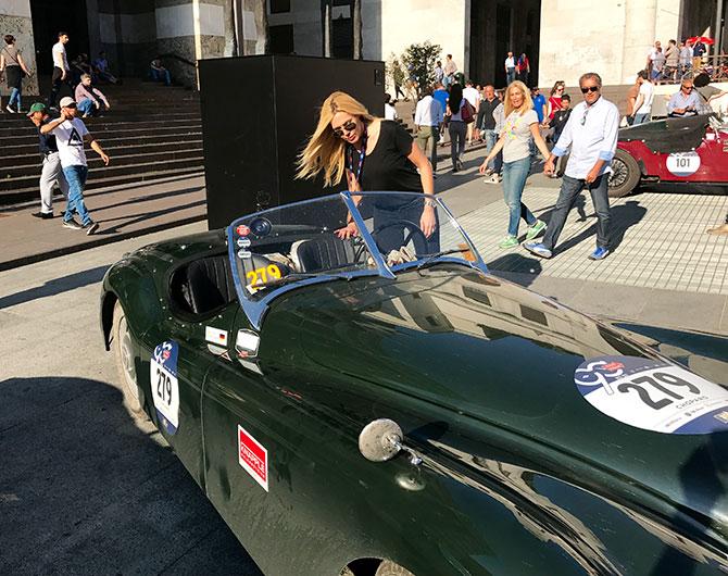 Jaguar XK 120 ots Roadster