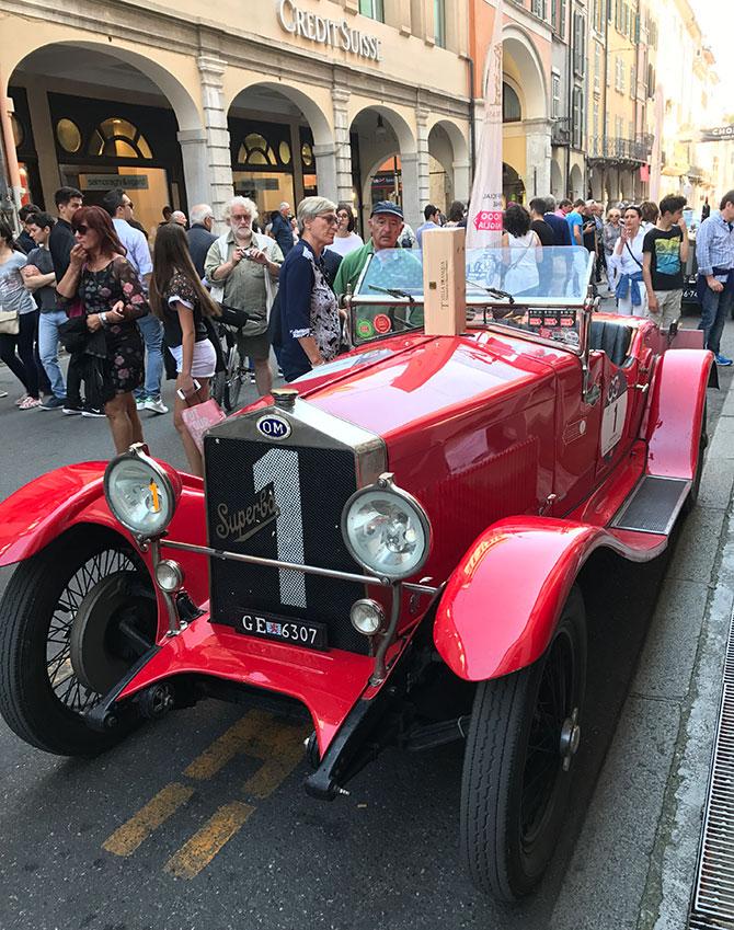 Roter O.M. 665 S Superba 2000 cm³