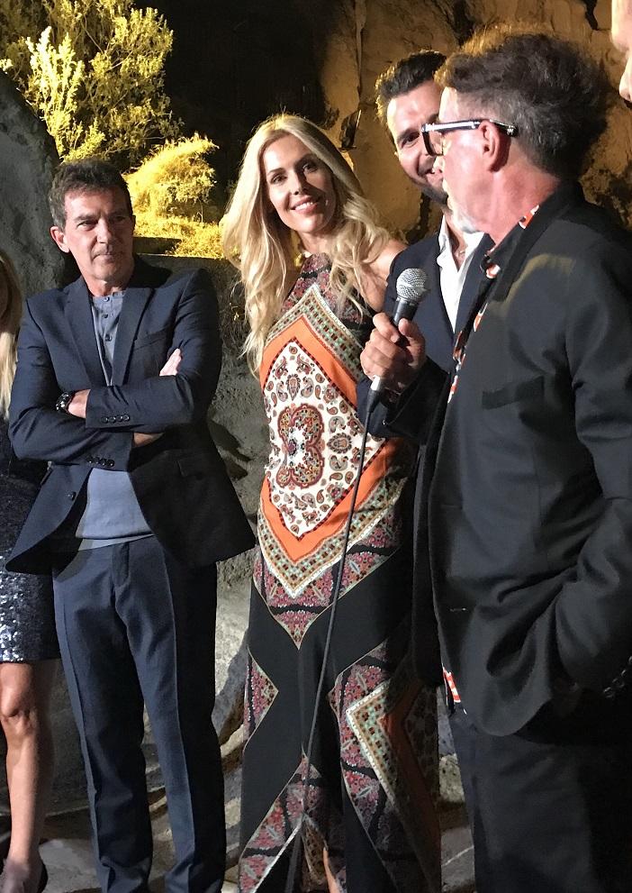 Filmfest Ischia: Nach dem Screening beantwortet Regisseur Brian Goodman Fragen zu Black Butterfly