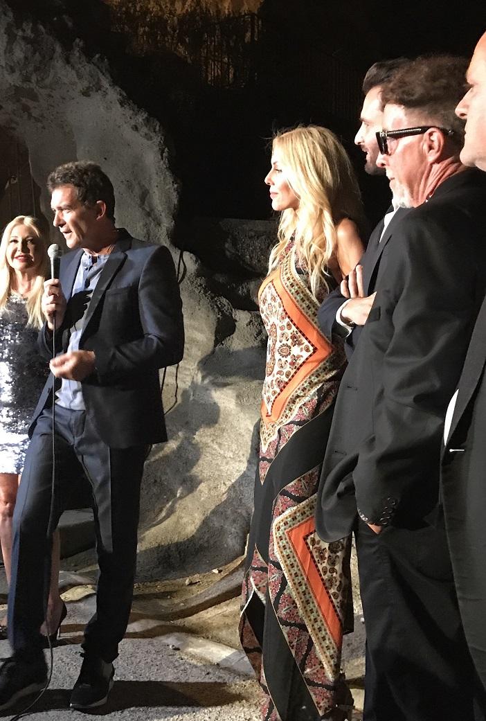 Antonio Banderas, Alexandra Klim und Co auf dem Filmfest von Ischia