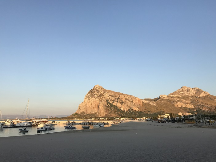 San Vito lo Capo auf Sizilien