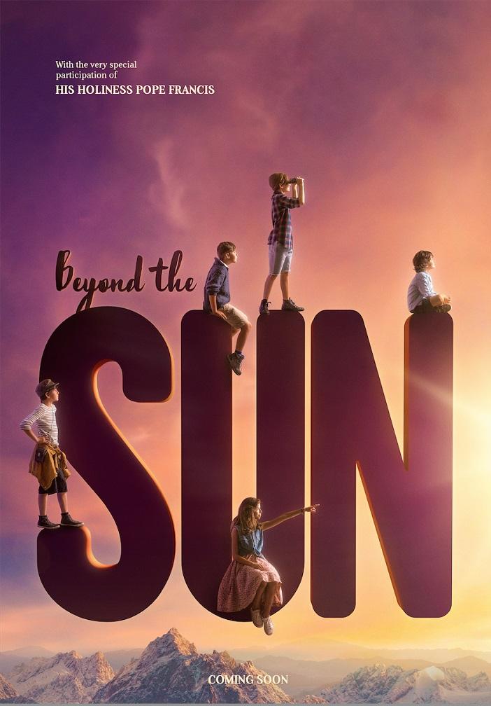 Filmposter von Beyond the Sun, dem Papstfilm