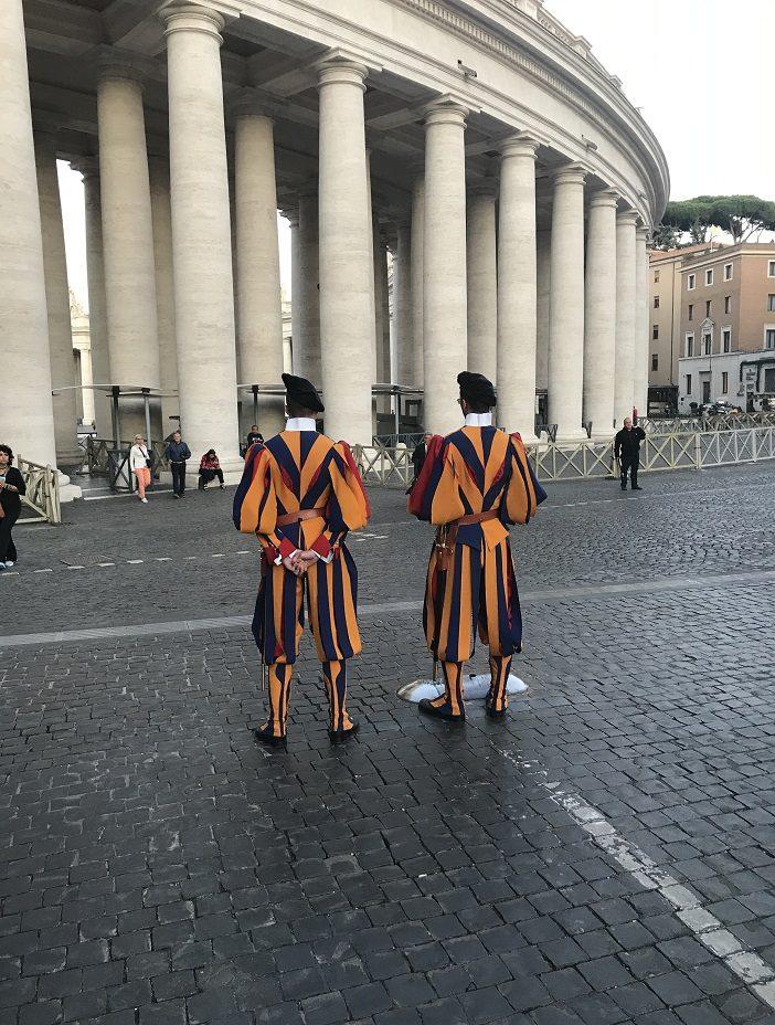 Vatikanische Schweizergarde
