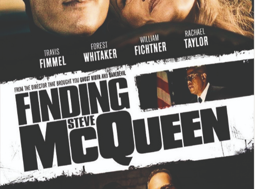 Filmplakat Finding Steve McQueen Monte Carlo Filmfest