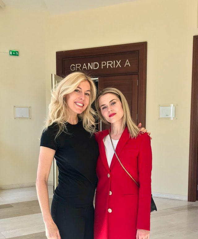 Rachel Taylor, Alexandra Klim, Monte Carlo Filmfest
