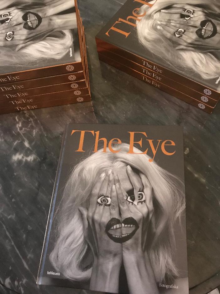 The Eye Book Release Fotografiska te neues
