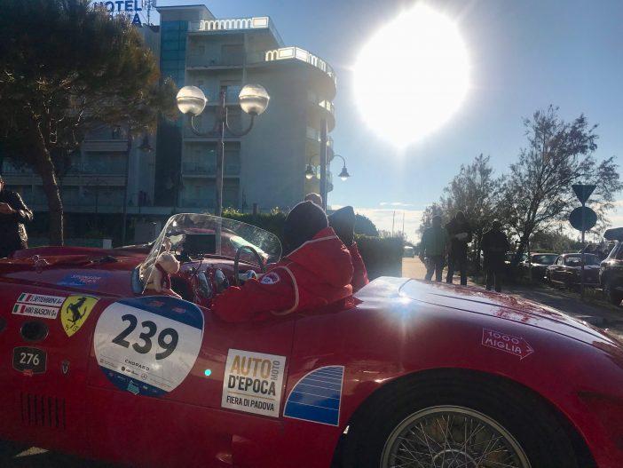 Ferrari 250 MM Spider Vignale (Baujahr 1953)