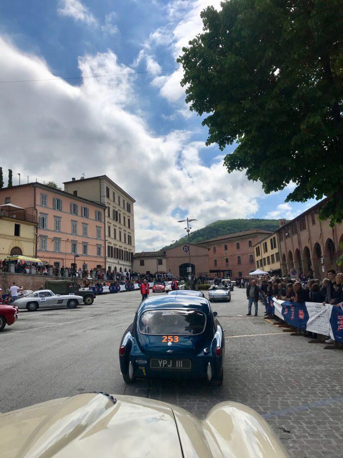 A.C. ACECA auf der Mille Miglia 2019