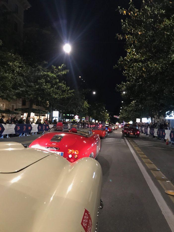 Mille Miglia 2019 - Porsche 356 1500 Speedster