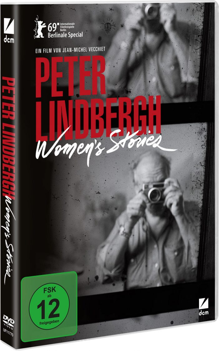 Peter Lindbergh - Women's Stories - DVD-Cover