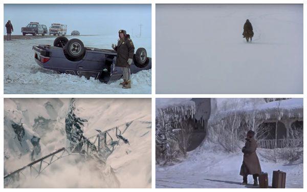 Die besten Winterfilme von Alexandra Klim